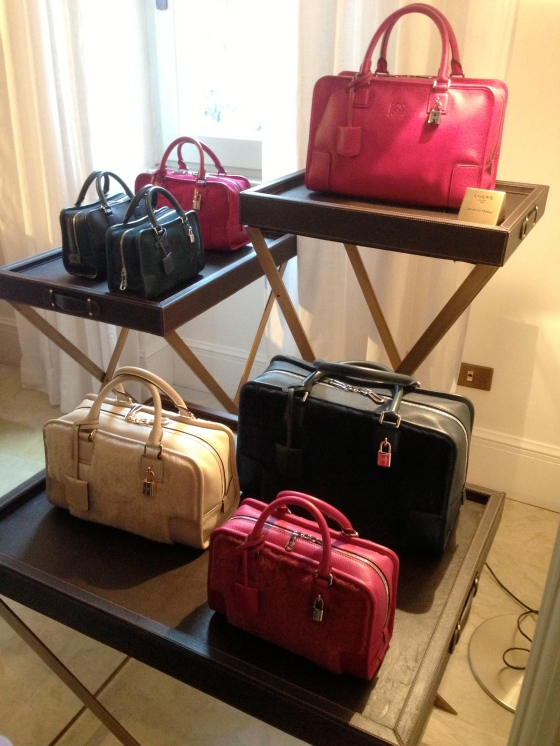 loewe made to order collection rome