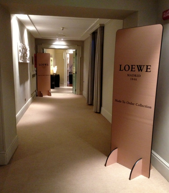 loewe made to order collection rome 8