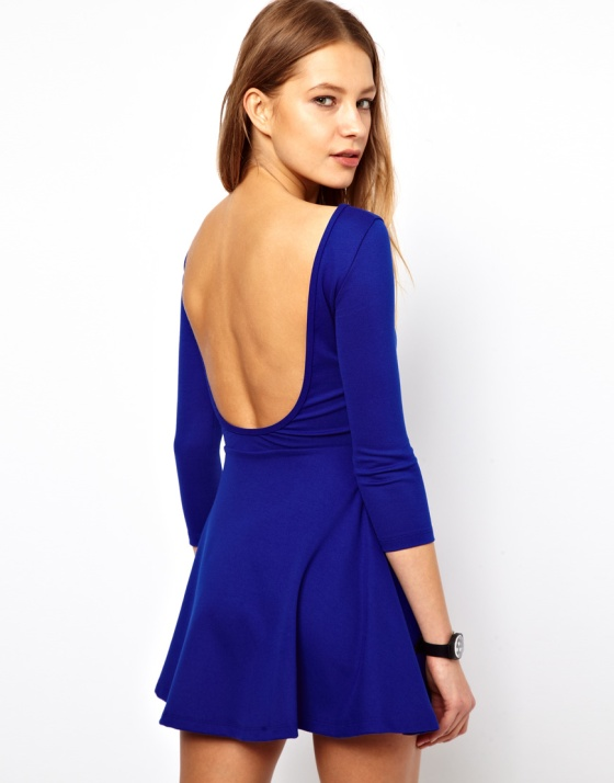 asos american apparel dress