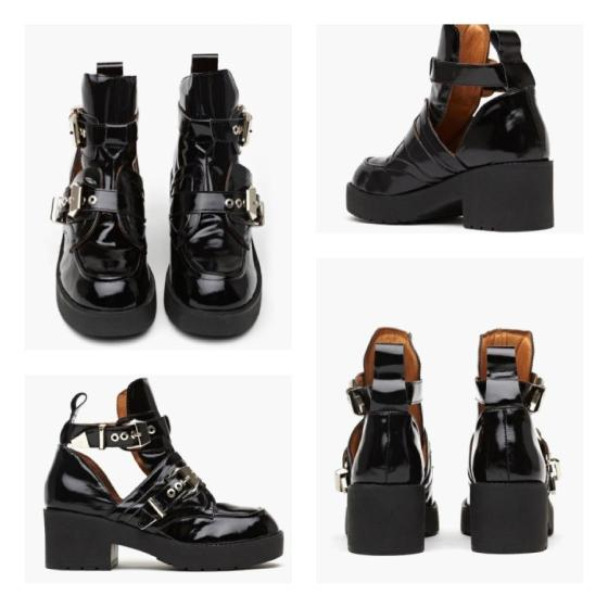 Jeffrey-Campbell-Blck-Patent-Coltranes-Cut-Out-Boots