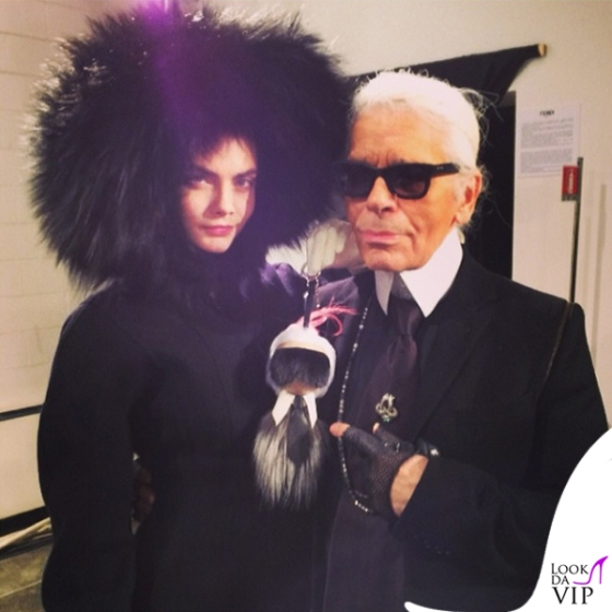 Cara-Delevingne-Karl-Lagerfeld-Fendi-Bag-Boy-Karlito-Milano-Fashion-Week