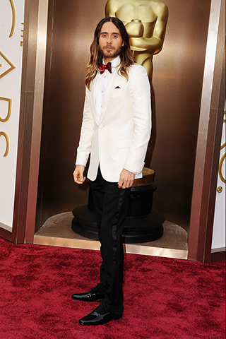 Jared Letho in Saint Laurent