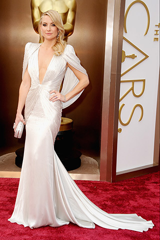 Kate Hudson in Atelier Versace